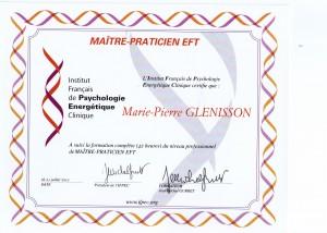 Maître Praticien EFT